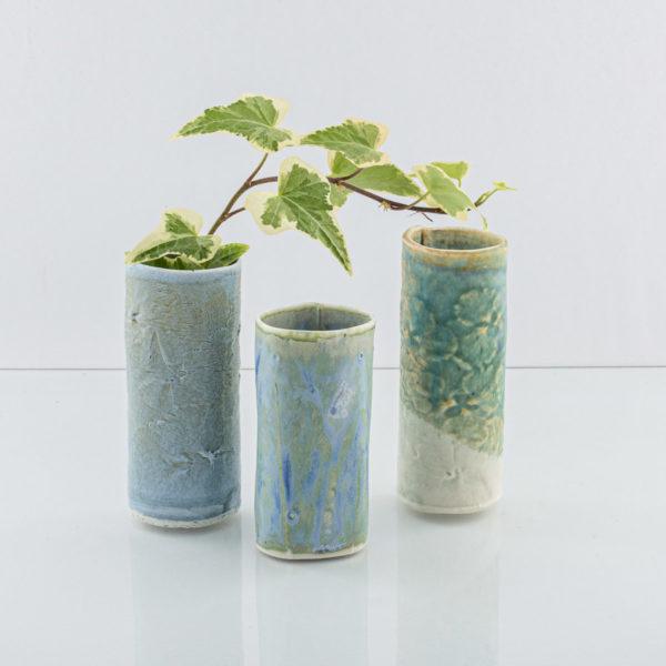 Finger-vases-blue-mix